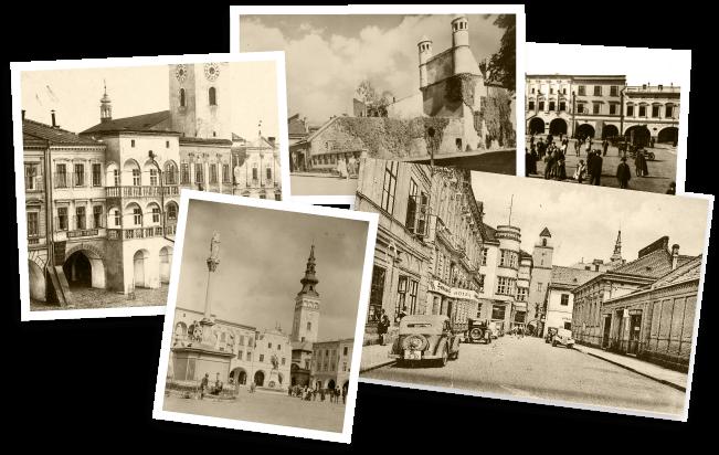 Město Nový Jičín a jeho historie