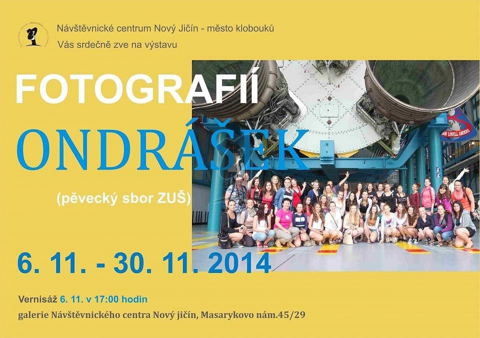 Výstava FOTOGRAFIÍ ONDRÁŠEK  ba3183413b